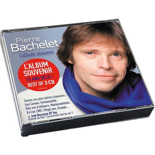 Pierre Bachelet : L'album souvenir
