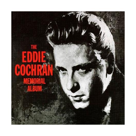 Eddie Cochran : The memorial album