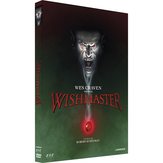 Wishmaster : Tammy Lauren, Andrew Divoff, …