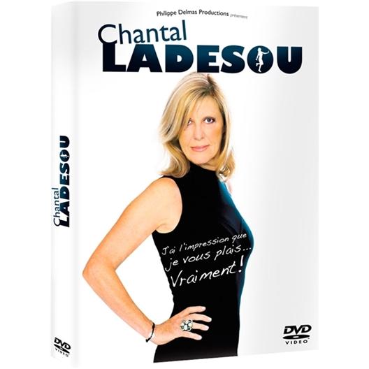 Chantal Ladesou : J'ai l'impression que je vous plais... vraiment