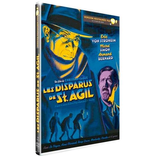Les disparus de Saint-Agil : Erich Von Stroheim, Michel Simon...