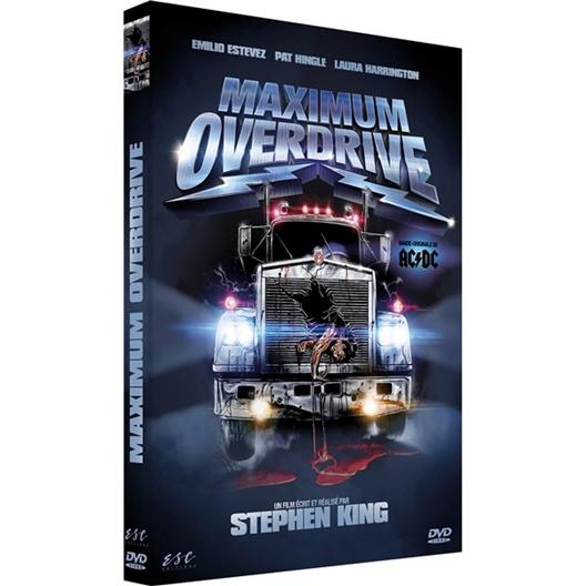 Maximum Overdrive : Emilio Estevez, Pat Hingle, …