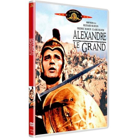 Alexandre le Grand : Richard Burton, Fredric March, Claire Bloom