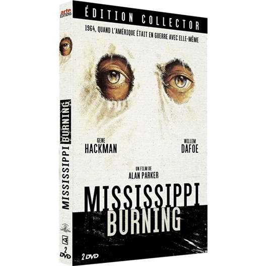Mississipi Burning : Gene Hackman, Willem Dafoe