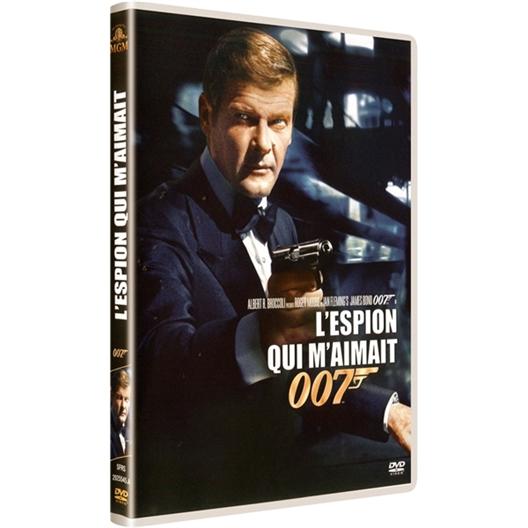 L'espion qui m'aimait : Roger Moore, Curd Jûrgens…