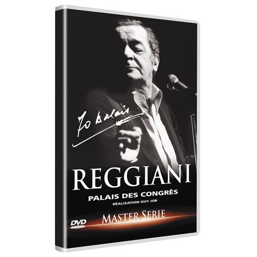 Serge Reggiani : Au Palais des Congrès