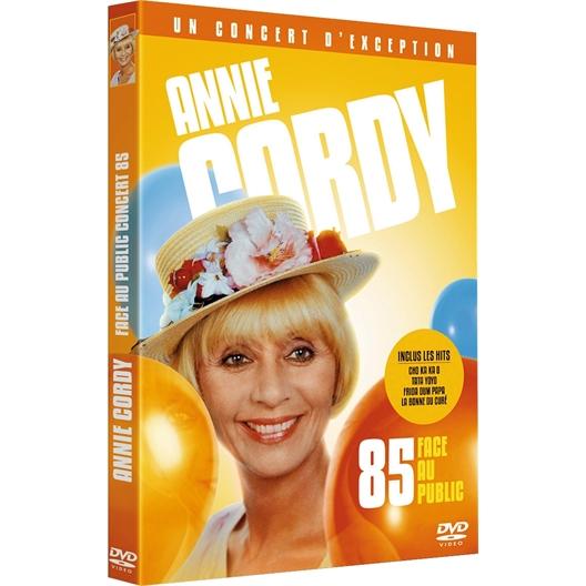 Annie Cordy : Face au public à Namur 1985