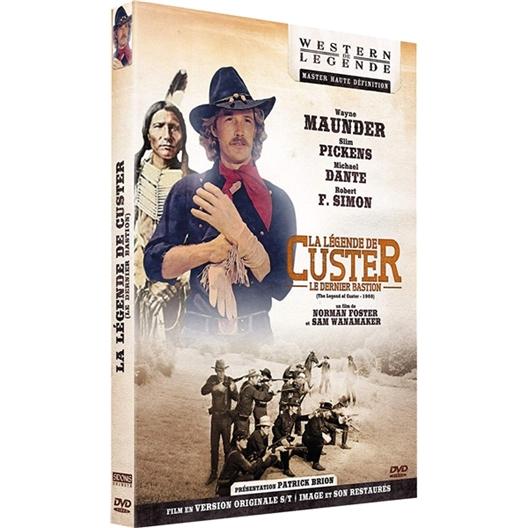 La légende de Custer : Wayne Maunder, Slim Pickens, …
