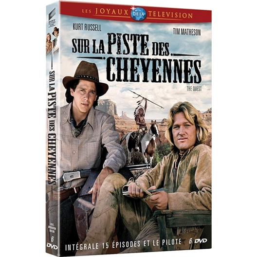 Sur la piste des Cheyennes : Kurt Russel, Tim Matheson, …