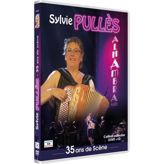 Sylvie Pullès : 35 ans de scène