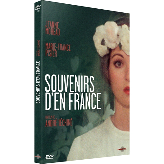 Souvenirs d'en France : Jeanne Moreau, Marie-France Pisier, …