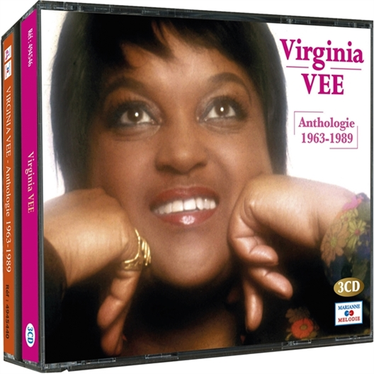 Virginia Vee : Anthologie 1963 - 1989