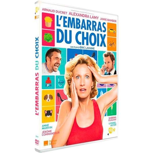 L'embarras du choix : Alexandra Lamy, Arnaud Ducret…