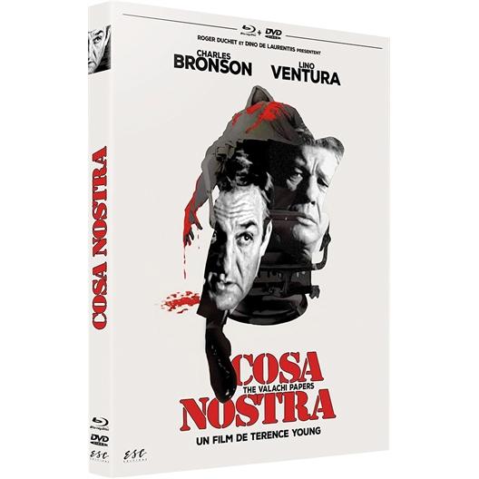 Cosa Nostra : Charles Bronson, Lino Ventura, …