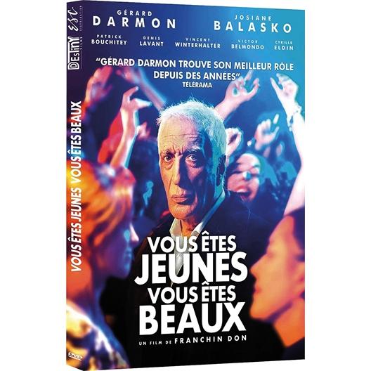 Vous êtes jeunes, vous êtes beaux : Gérard Darmon, Josiane Balasko, …
