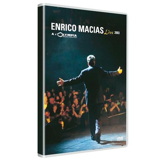 Enrico Macias : Olympia 2003