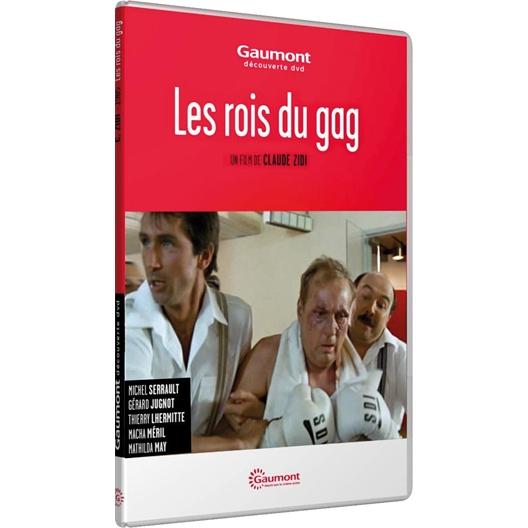 Les rois du gag : Coluche, Gérard Jugnot, Thierry Lhermitte, Michel Serrault, …