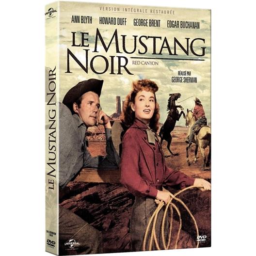 Le mustang noir : Ann Blyth, Howard Duff, …