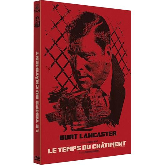 Le temps du châtiment : Burt Lancaster, Dina Merrill, …