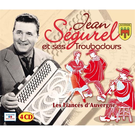 Jean SEGUREL : Les fiancés d'Auvergne (4 CD)