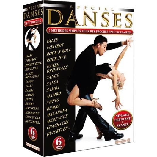 Coffret spécial danses