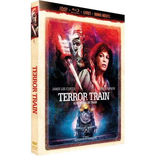 Terror train - Le monstre du train : Jamie Lee Curtis, Ben Johnson, …