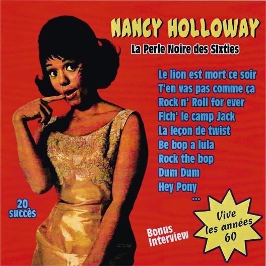 Nancy Holloway : La Perle Noire des Sixties