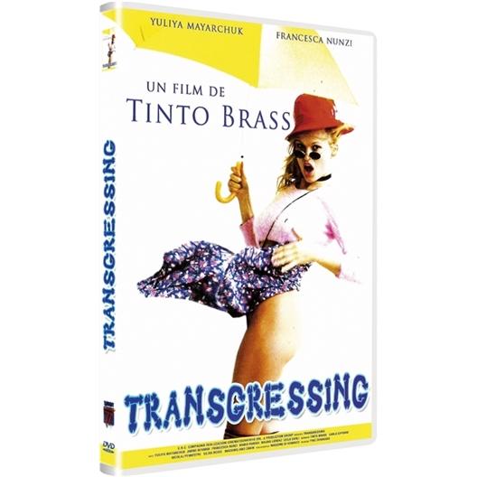 Transgressing : Yuliya Mayarchuk, Francesa Nunzi…