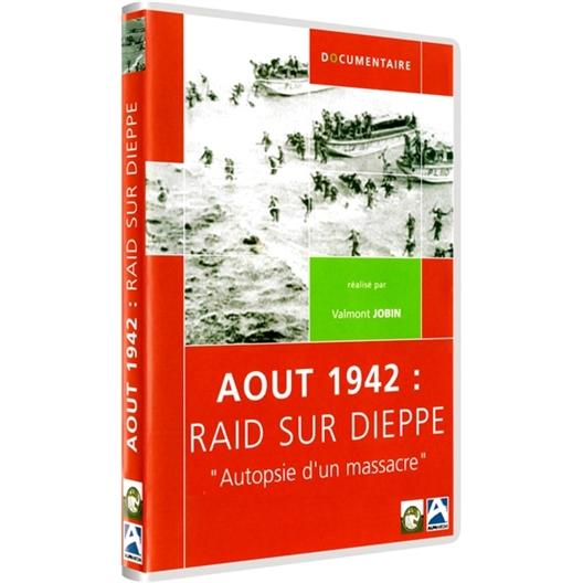 Août 1942: raid sur Dieppe