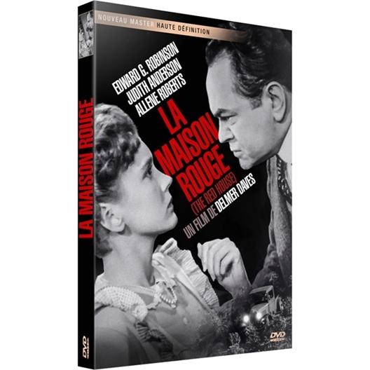 La maison rouge : Edward G. Robinson, Judith Anderson…