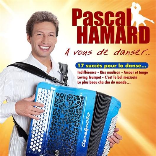 Pascal Hamard : A vous de danser