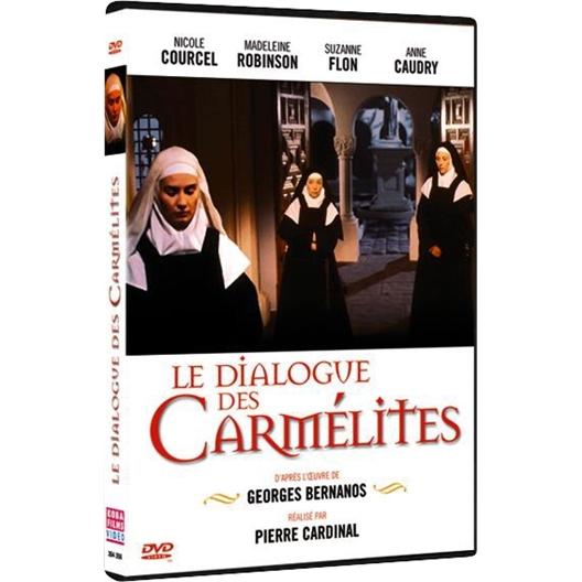 Nicole Courcel, Madeleine Robinson,Suzanne Flon : Le dialogue des Carmélites