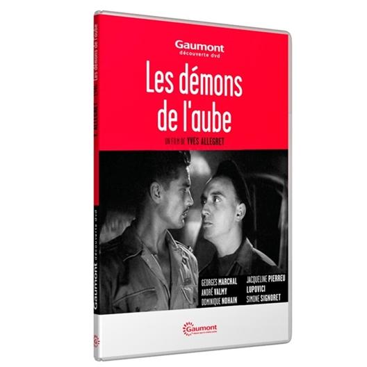 Les démons de l'aube : Georges Marchal, André valmy…