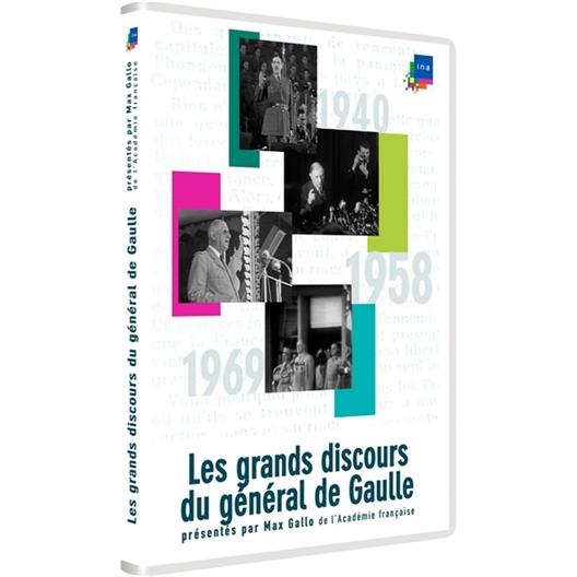 De Gaulle : Les grands discours 1940/1969