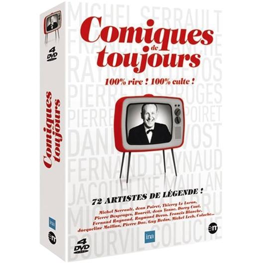 Comiques de toujours : Bourvil, Raynaud