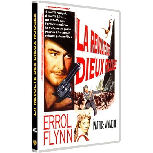 La révolte des dieux rouges : Errol Flynn, Patrice Wymore, Scott Forbes