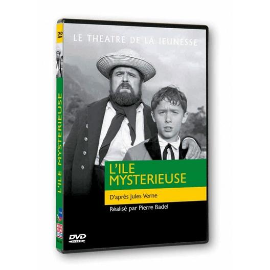 L'île mystérieuse (DVD)