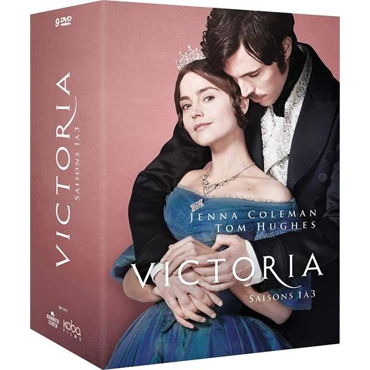 Victoria - Saisons 1 à 3 : Jenna Coleman, Tom Hughes, …
