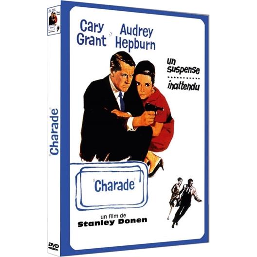 Charade : Audrey Hepburn, Cary Grant…