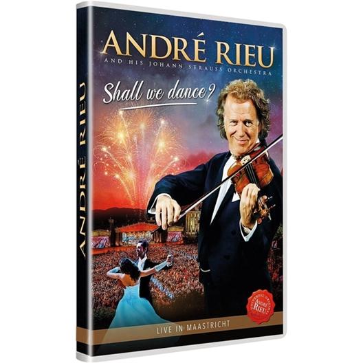 André Rieu : Shall we dance ?