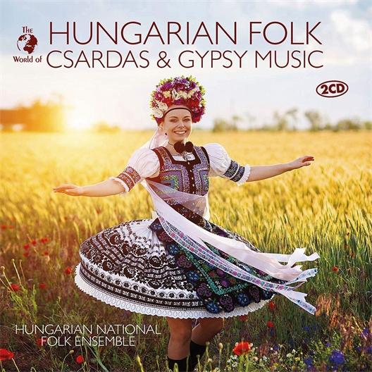 Folklore Hongrois : Csardas et Gypsy music