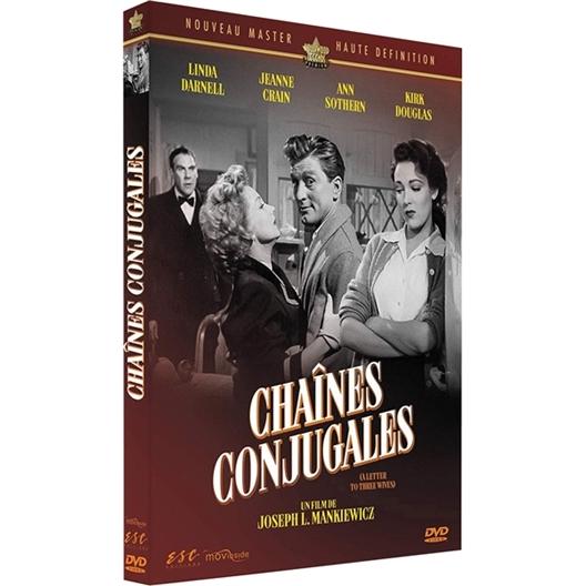 Chaînes conjugales : Kirk Douglas, Jeanne Crain, Linda Darnell…