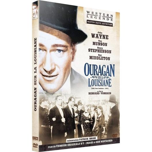 Ouragan sur la Louisiane : John Wayne, Ona Munson, …