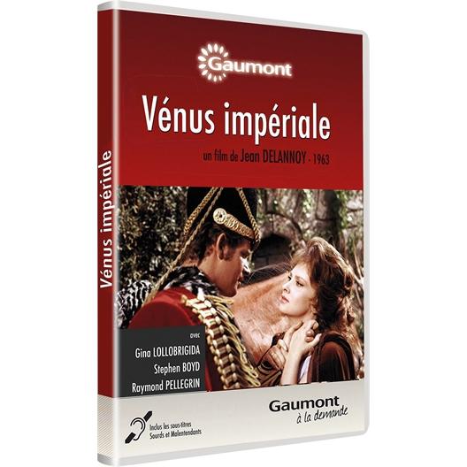 Vénus impériale : Gina Lollobrigida, Giulio Bosetti, …