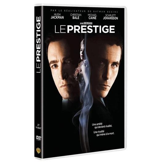 Le prestige : Hugh Jackman, Christian Bale, …