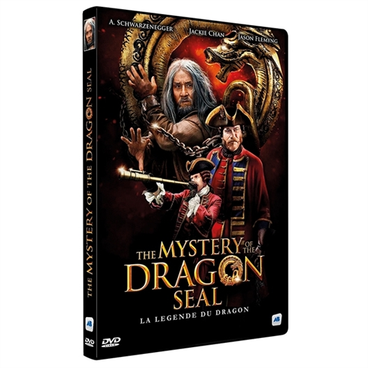 The mystery of the Dragon Seal : Arnold Schwarzenegger, Jackie Chan, …