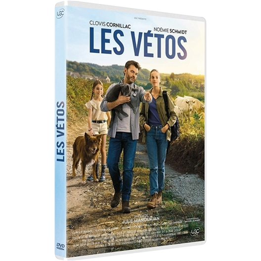 Les vétos : Clovis Cornillac, Carole Franck, …