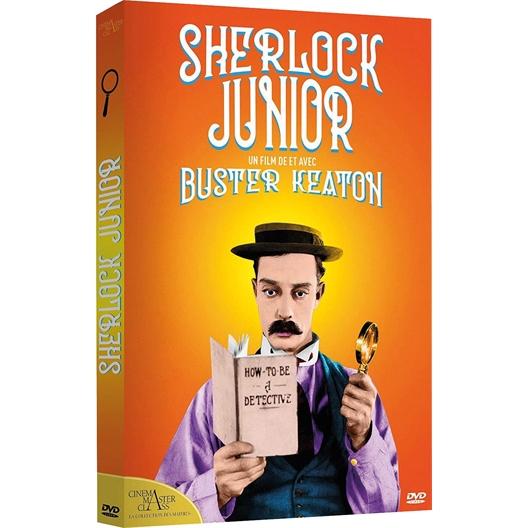 Sherlock Junior : Buster Keaton, Joe Keaton, …