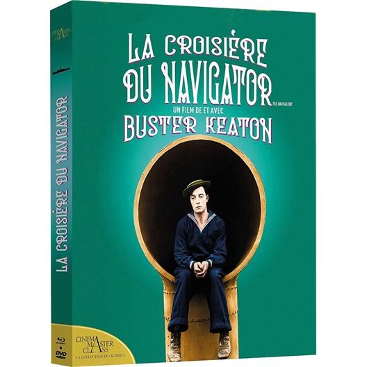 La croisière du navigator : Buster Keaton, Kathryn McGuire, …