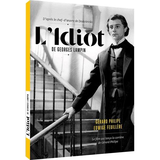 L'idiot : Gérard Philipe, Edwige Feuillère, …